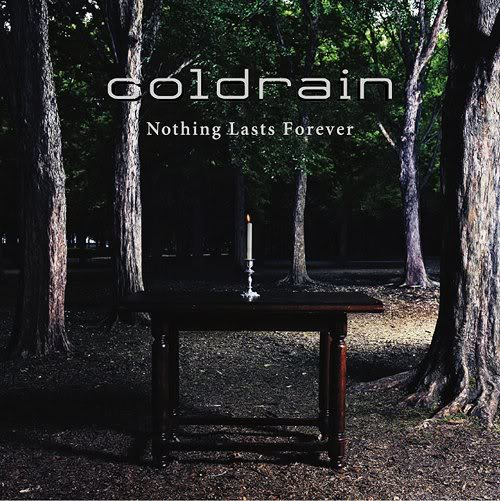 coldrain -nothin last for ever